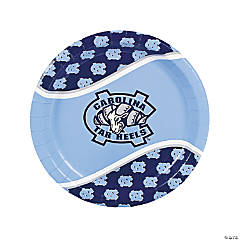 NCAA™ North Carolina Paper Dinner Plates