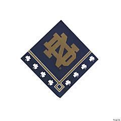NCAA™ Notre Dame Beverage Napkins