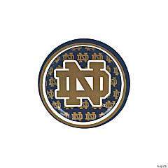 NCAA™ Notre Dame Paper Dessert Plates