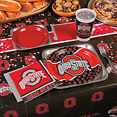 NCAA® Ohio State Basic Party Pack