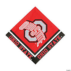 NCAA™ Ohio State Buckeyes Luncheon Napkins