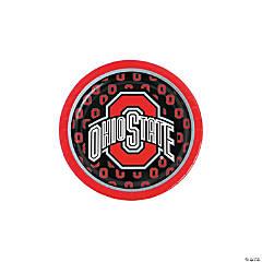 NCAA™ Ohio State Buckeyes Paper Dessert Plates