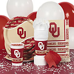 NCAA™ Oklahoma Basic Party Pack