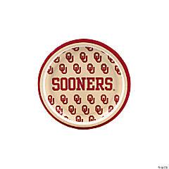 NCAA™ Oklahoma Paper Dessert Plates