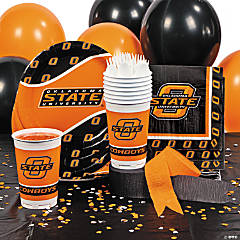 NCAA™ Oklahoma State Cowboys® Party Supplies