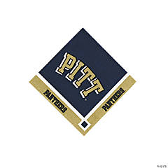 NCAA™ Pittsburgh Beverage Napkins