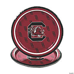 NCAA™ South Carolina Paper Dessert Plates