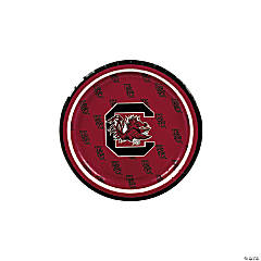 NCAA™ South Carolina Paper Dessert Plates