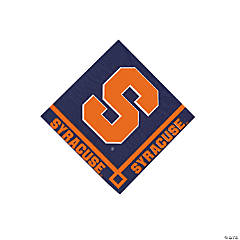 NCAA™ Syracuse Beverage Napkins