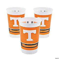 NCAA™ Tennessee Plastic Cups
