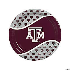 NCAA™ Texas A&M Paper Dinner Plates