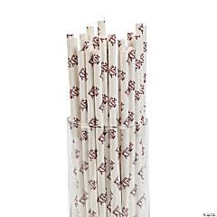 NCAA™ Texas A&M® Paper Straws