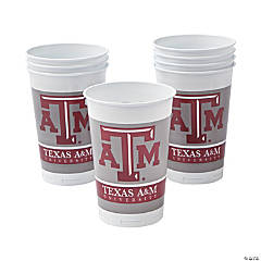 NCAA™ Texas A&M Plastic Cups