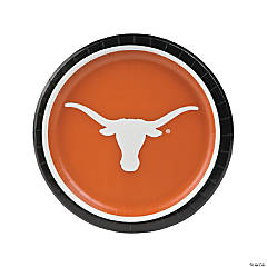 NCAA™ Texas Longhorns® Party Paper Dinner Plates