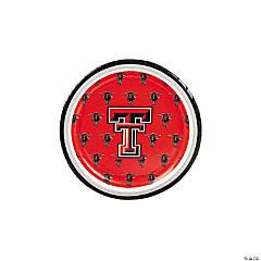 NCAA™ Texas Tech Paper Dessert Plates
