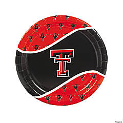 NCAA™ Texas Tech Paper Dinner Plates