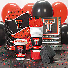 NCAA™ Texas Tech Red Raiders® Party Supplies