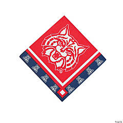 NCAA™ University Of Arizona Wildcats Beverage Napkins