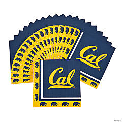 NCAA™ University Of California Berkeley Golden Bears Luncheon Napkins