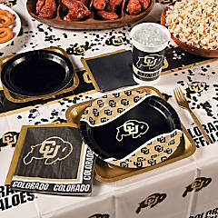 NCAA® University of Colorado Basic Party Pack
