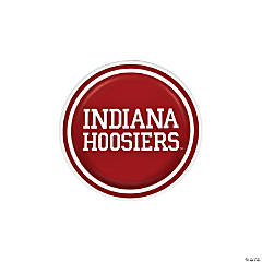 NCAA™ University of Indiana Dessert Plates