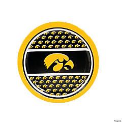 NCAA™ University Of Iowa Hawkeyes Paper Dessert Plates