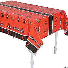 NCAA® University of Louisville Tablecloth