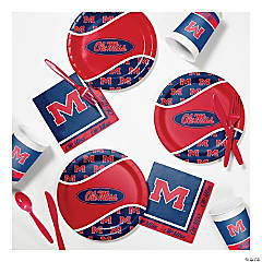 NCAA™ University of Mississippi Rebels® Party Supplies