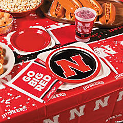 NCAA® University of Nebraska Basic Party Pack