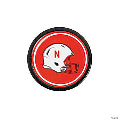NCAA™ University Of Nebraska Cornhuskers Paper Dessert Plates
