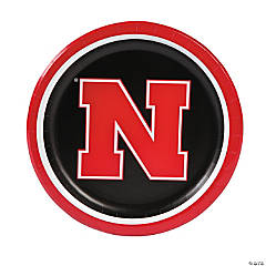 NCAA™ University Of Nebraska Cornhuskers Paper Dinner Plates