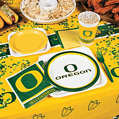 NCAA® University of Oregon Basic Party Pack