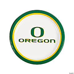 NCAA™ University Of Oregon Ducks Paper Dinner Plates