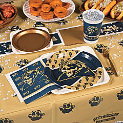 NCAA® University of Pittsburgh Basic Party Pack