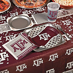 NCAA® University of Texas A&M Basic Party Pack