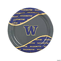 NCAA™ University of Washington Dinner Plates