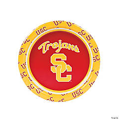 NCAA™ USC Trojans Paper Dessert Plates