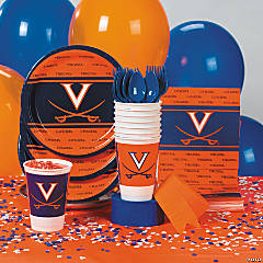NCAA™ Virginia Cavaliers® Party Supplies