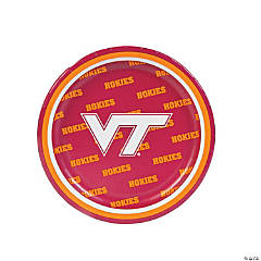 NCAA™ Virginia Tech Hokies Dessert Plates
