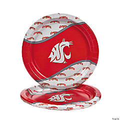 NCAA™ Washington State Cougars Dinner Plates