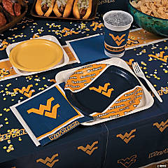 NCAA® West Virginia Basic Party Pack