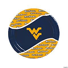 NCAA™ West Virginia Paper Dinner Plates