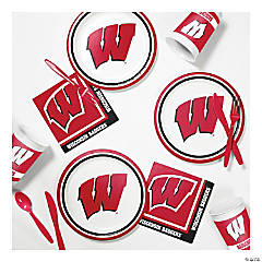 NCAA™ Wisconsin Badgers® Party Supplies