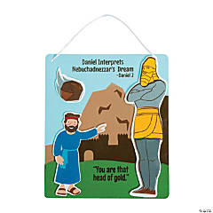 Nebuchadnezzar's Dream Sign Craft Kit