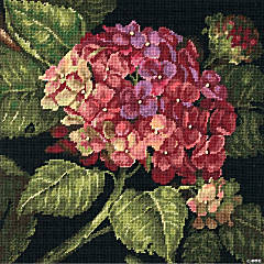Needlepoint Kit-Hydrangea Bloom