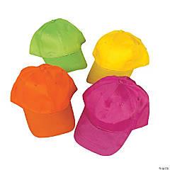 Neon Baseball Caps