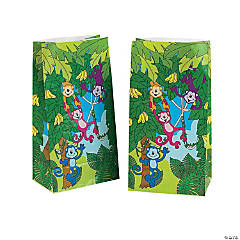 Neon Monkey Goody Bags