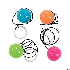 Neon Return Ball Assortment