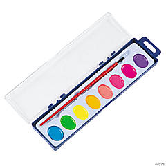 Neon Washable Watercolors