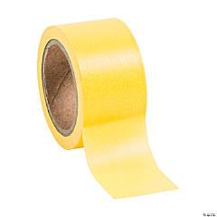 Neon Yellow Glow Tape
